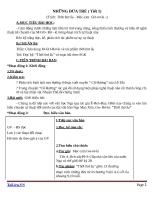 Giáo án Ngữ văn 9 bài 17: Những đứa trẻ (trích Thời thơ ấu)