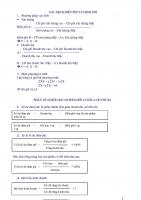 Tổng hợp các bài tập kế toán có lời giải
