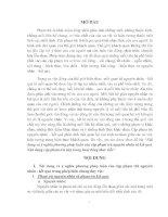 Nội dung và ý nghĩa phương pháp luận của cặp phạm trù nguyên nhân và kết quả. Vận dụng cặp phạm trù này trong hoạt động thực tiễn