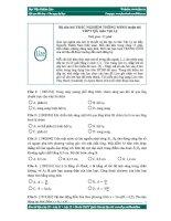 Quà tặng bộ 2000 câu hỏi Lý thuyết và Bài tập cơ bản môn Vật Lý