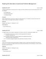 CFA 2018 level 3 schweser practice exam CFA 2018 level 3 question bank 26 a