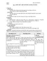 Giáo án vật li lớp 9 tuần 6 t11 (2)