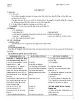 Giáo án vật li lớp 9 tuần 15 t29  30 (1)
