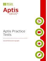 Aptis practice book   web version