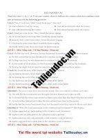 42 câu  nối câu từ đề cô vũ MAI PHƯƠNG  image marked image marked