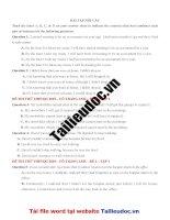 40 câu  nối câu  từ đề cô TRANG ANH tập 1  image marked image marked