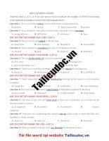 40 câu ĐỒNG NGHĨA từ đề các sở GIÁO dục đào tạo image marked image marked