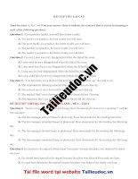 60 câu  VIẾT lại câu từ đề cô TRANG ANH tập 2 image marked image marked