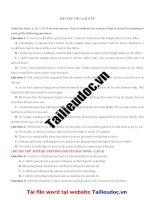 89 câu VIẾT lại câu từ đề các TRƯỜNG CHUYÊN image marked image marked