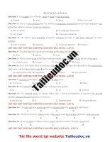 87 câu sửa lỗi SAI từ đề các TRƯỜNG CHUYÊN image marked image marked