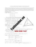 SKKN    sử dụng hình học để giải 1 số bài toán đại số image marked