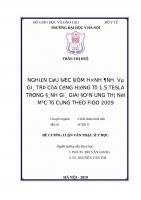 NGHIÊN cứu đặc điểm HÌNH ẢNH  và GIÁ TRỊ của CỘNG HƯỞNG từ 1 5 TESLA TRONG ĐÁNH GIÁ GIAI đoạn UNG THƯ nội mạc tử CUNG THEO FIGO 2009
