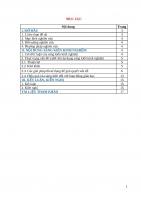 Một số giải pháp rèn luyện kỹ năng viết đoạn văn biểu cảm cho học sinh lớp 7  trường THCS DTNT thường xuân