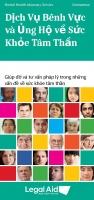 Dịch Vụ Bênh Vực và Ủng Hộ về Sức Khỏe Tâm Thần (MHAS)