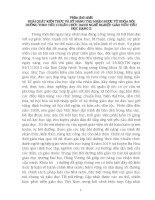 BÀI THU HOẠCH LOP BOI DUONG CHUC DANH CHUAN NGHE NGHIEP HANG II