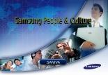 Slide trình bày con người và văn hóa công ty Samsung