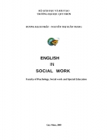 english in social work 4376