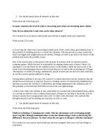 Bài luận mẫu essay writting B1 (Vstep)  Chứng Chỉ tiếng anh B1