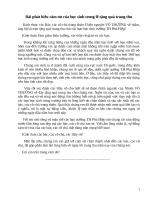 Bài phát biểu cảm ơn của học sinh trong lễ tặng quà trung thu