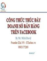 Ebook cong thuc thuc day doanh so ban hang facebook minh david