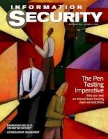 Information security magazine julyaug2012 sharepoint