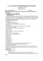Giáo án chủ đề giải toán và vẽ hình với geogebra tin 8