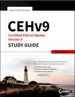 Hacking ebook ceh v9 certified ethical hacker study guide