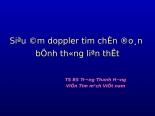 23  SA chan doan TLT   PGS truong thanh huong khotailieu y hoc