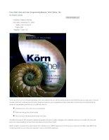 IT training korn shell   unix and linux programming manual