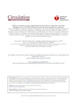 AHA endocarditis cardiac devices 2010 khotailieu y hoc