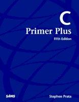 IT training c primer plus (5th ed ) prata 2004 12 03