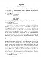 SKKN SD DI sản PHÒNG TUYẾN TAM điệp   BIỆN sơn TRONG môn LỊCH sử địa PHƯƠNG và địa lí địa PHƯƠNG NHẰM PHÁT TRIỂN các kĩ NĂNG THỰC HÀNH của HS