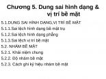 Bai giang DSLG chuong 5