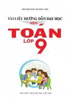 TAI LIEU HUONG DAN DAY HOC MON TOAN 9