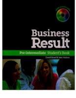 Business result pre intermediate   students book   reduced kho tài liệu học tiếng anh
