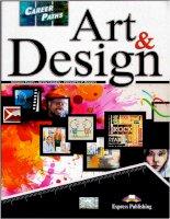 Career paths art and design SB kho tài liệu học tiếng anh