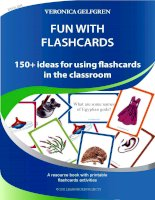Fun+with+Flashcards+ +english+teachers+cookbook+for+teaching+english+with+flashcards kho tài liệu học tiếng anh