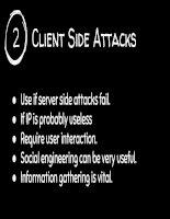 066 gaining access client side attacks kho tài liệu training