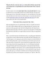 Tổng hợp Top 4  Thuyết minh về dân ca Quan họ Bắc Ninh