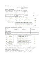 BÀI ôn KT lớp 4 (1)