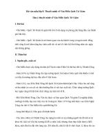 Tổng hợp Top 4  Thuyết minh về Văn Miếu Quốc Tử Giám