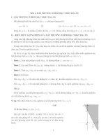 Đại số lớp 10 chương 4  bất phương trình bậc nhất hai ẩn