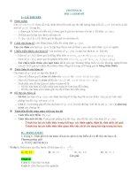 Đại số lớp 10 chương 2   bài hàm số