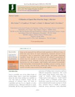 Utilization of spent hen meat for soup: A review