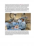 Bác sĩ nguyễn xuân anh chuyên khoa chấn thương chỉnh hình điều trị miễn phí cho bệnh nhân hoàn cảnh khó khăn