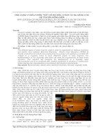 Ứng dụng vi điều khiển thiết kế bộ điều chỉnh tải đa năng cho hệ truyền động điện