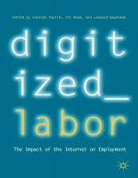 Digitized labor the impact of the internet on employment