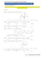 TUYỂN tập đề THI ôn THI THPTQG 2020 mức độ 7 8 điểm (PHẦN 3 )