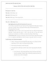 Chương 3 phân tích môi trường tiếp thị