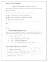 Chương 2 doanh nghiệp  chiến lược tiếp thị
